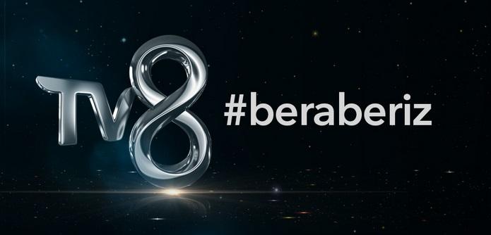tv8de logo değişti yeni yayın d246nemi hazır konupara