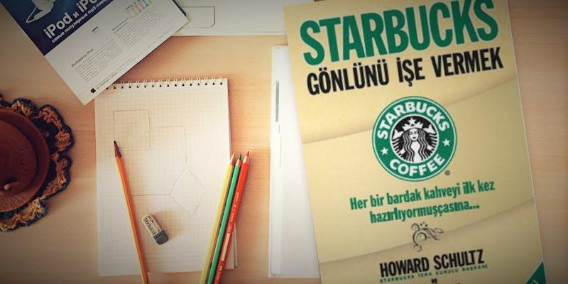 Starbucks Gönlünü İşe Verenler, Howard Schultz.