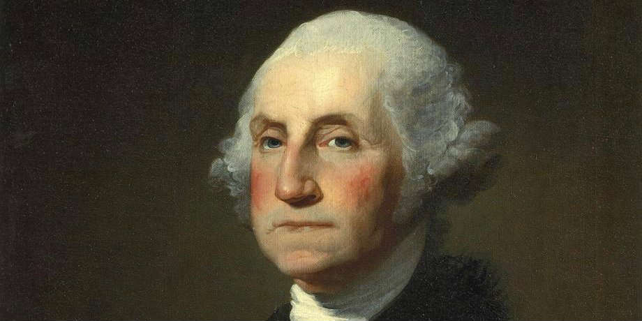 George Washington - Wikimedia Commons.