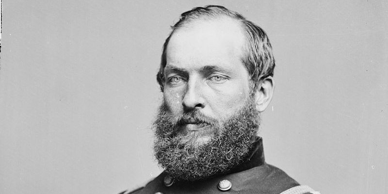James Garfield - Wikimedia Commons.
