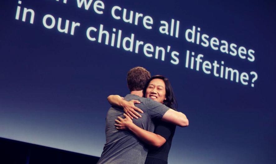 Mark Zuckerberg ve Priscilla Chan