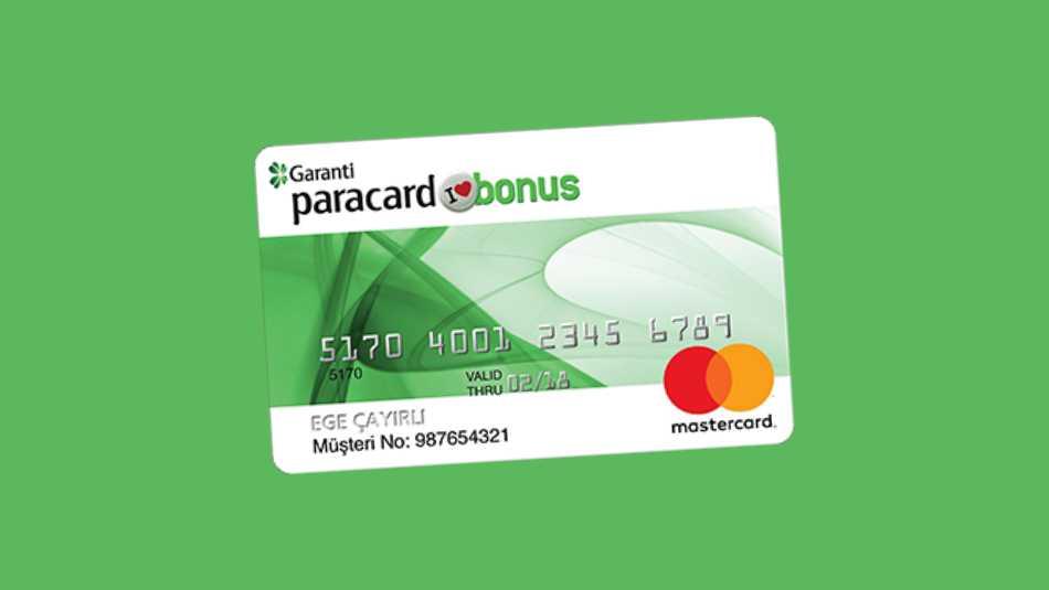 Paracard Debit