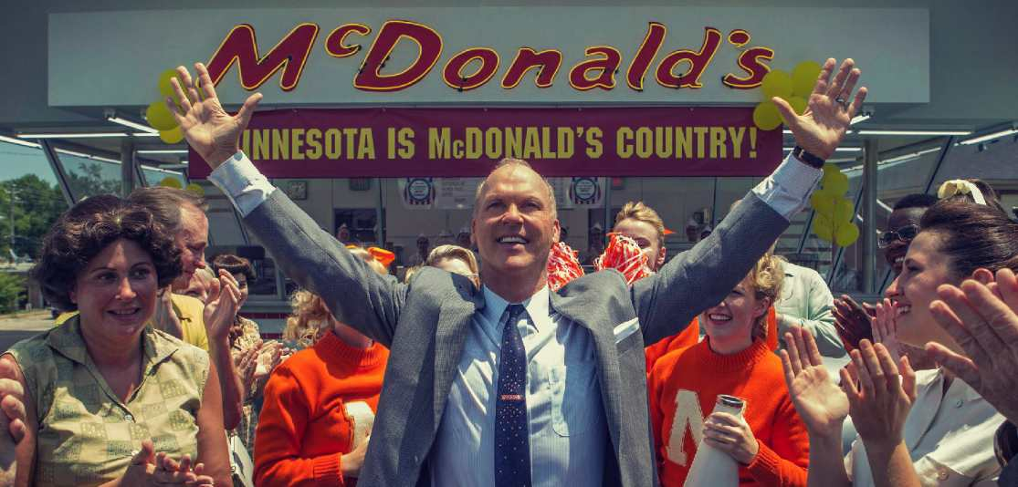 The Founder McDonald's